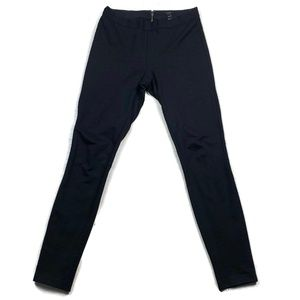 J Crew Pixie Pant Black 6 Tall  Skinny Legging